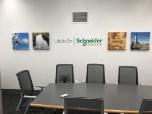 Conference Room Branding