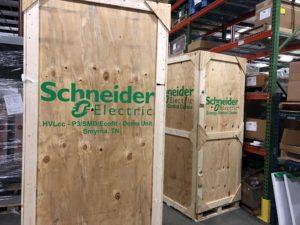 Shipping Crate Logos