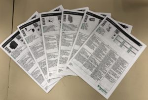 MTZ Breaker Component Manuals